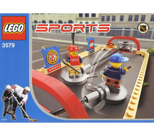 LEGO NHL Street Hockey Set 3579