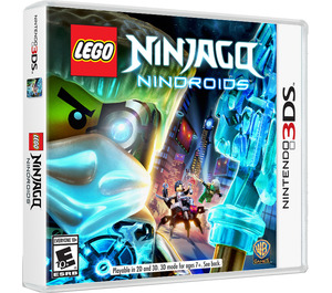 LEGO Nindroid 3DS game (5004226)