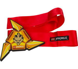 LEGO Ninja Belt & Throwing Star (851338)