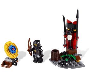 LEGO Ninja Training Outpost Set 2516