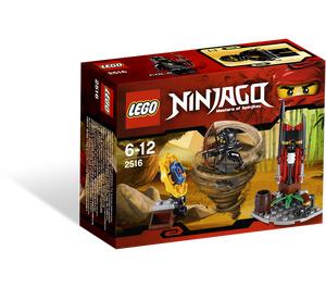 LEGO Ninja Training Outpost Set 2516 Packaging
