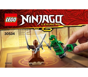 LEGO Ninja Workout Set 30534