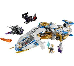 LEGO NinjaCopter Set 70724