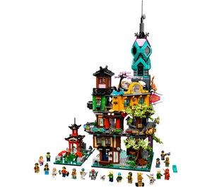 LEGO NINJAGO City Gardens Set 71741