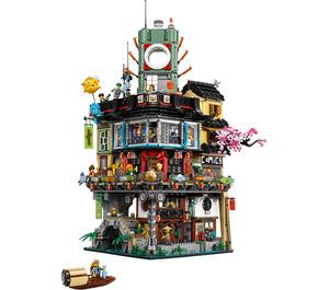 LEGO NINJAGO City Set 70620