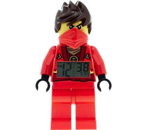 LEGO NINJAGO Kai Minifigure Clock (5004118)