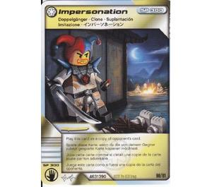 LEGO Ninjago Masters of Spinjitz Game Card In (93844)