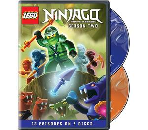 LEGO Ninjago: Masters of Spinjitzu Season Two (5002195)