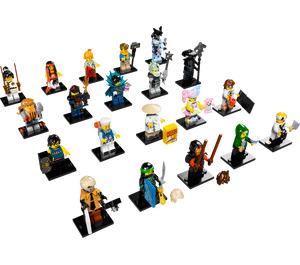 LEGO Ninjago Series Minifigure - Random Bag Set 71019-0