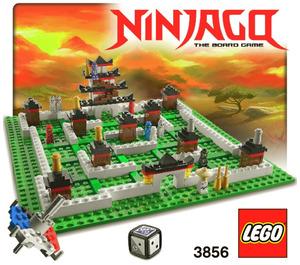 LEGO Ninjago: The Board Game (3856) Instructions