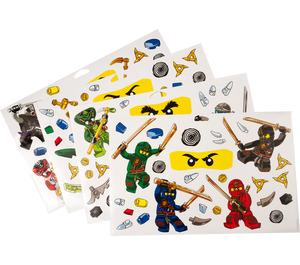LEGO Ninjago Wall Stickers (851348)