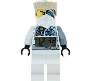 LEGO NINJAGO Zane Minifigure Clock (5004129)