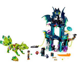 LEGO Noctura's Tower & the Earth Fox Rescue  Set 41194