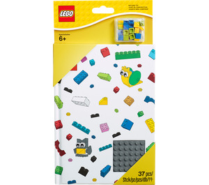 LEGO Notebook with Studs 2018 (853798)