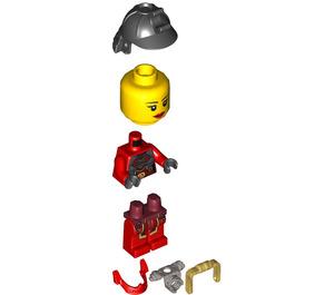 LEGO Nya (70728) Minifigure