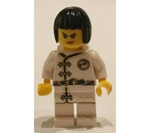 LEGO Nya Minifigure