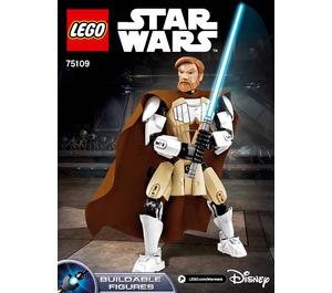 LEGO Obi-Wan Kenobi Set 75109 Instructions