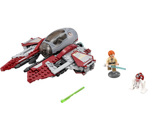 LEGO Obi-Wan's Jedi Interceptor Set 75135