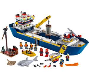 LEGO Ocean Exploration Ship Set 60266