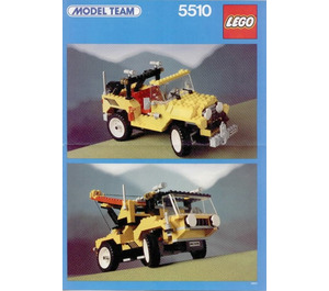 LEGO Off-Road 4 x 4 Set 5510