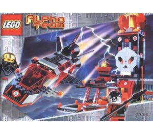 LEGO Ogel Control Center Set 6776