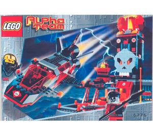 LEGO Ogel Control Center Set 6776 Instructions