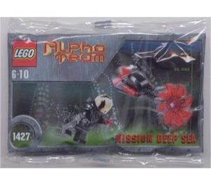 LEGO Ogel Underwater Slizer Set 1427