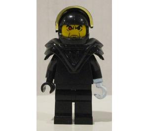 LEGO Ogel with Transparent Medium Blue Hook Minifigure