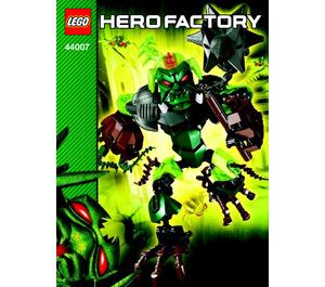 LEGO OGRUM Set 44007 Instructions