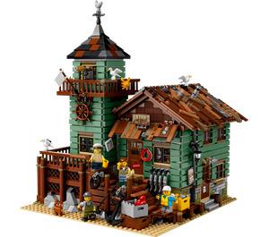 LEGO Old Fishing Store Set 21310