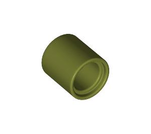 LEGO Olive Green Beam 1 (18654)