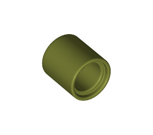 LEGO Olive Green Liftarm 1L (18654)