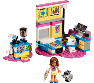 LEGO Olivia's Deluxe Bedroom Set 41329