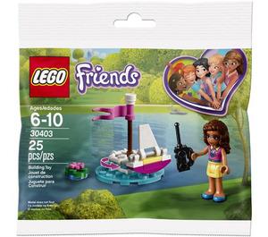 LEGO Olivia's Remote Control Boat Set 30403