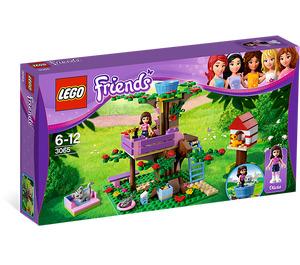 LEGO Olivia's Tree House Set 3065 Packaging