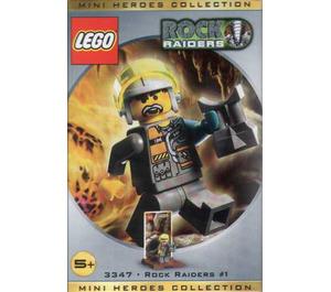 LEGO One Minifig Pack - Rock Raiders #1 Set 3347
