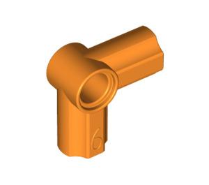 LEGO Orange Angle Connector #6 (90º) (32014)