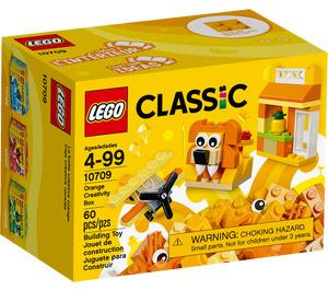 LEGO Orange Creative Box Set 10709 Packaging
