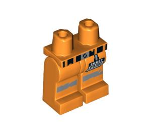 LEGO Orange Emmet Minifigure Hips and Legs (44181)