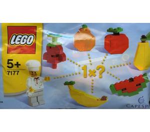 LEGO Orange Set 7177
