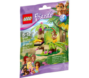 LEGO Orangutan's Banana Tree Set 41045 Packaging