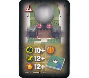 LEGO Orient Card Hazards - Scorpion Ball