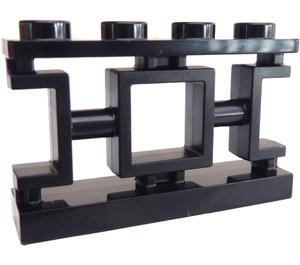 LEGO Oriental Fence 1 x 4 x 2 (32932)