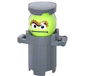 LEGO Oscar the Grouch from Sesame Street Minifigure