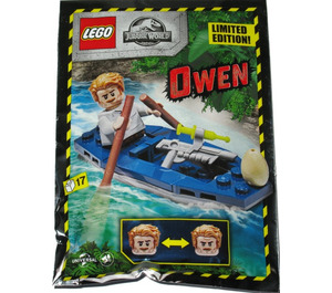 LEGO Owen in canoe Set 122007