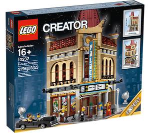 LEGO Palace Cinema Set 10232 Packaging