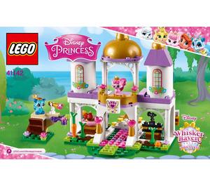 LEGO Palace Pets Royal Castle Set 41142 Instructions