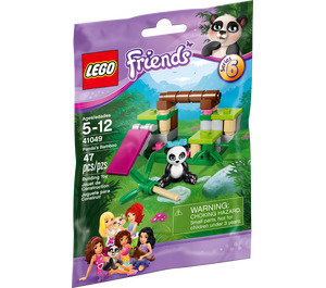 LEGO Panda's Bamboo Set 41049 Packaging