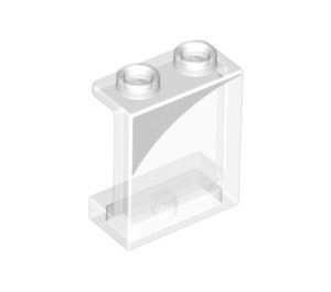 LEGO Panel 1 x 2 x 2 with Decoration with Side Supports, Hollow Studs (6268 / 78287)