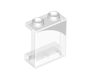 LEGO Panel 1 x 2 x 2 with Decoration with Side Supports, Hollow Studs (6268 / 78293)